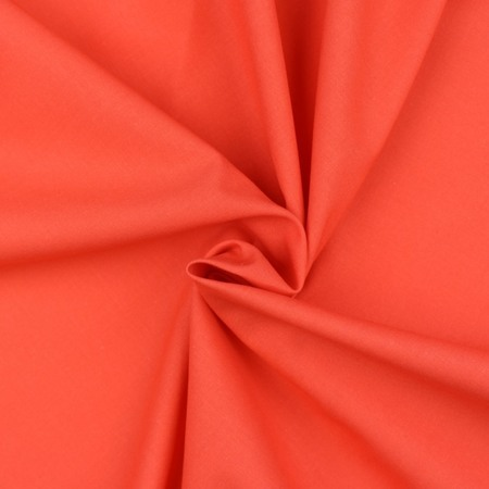 Geranium, Moda Bella Solids Fabric