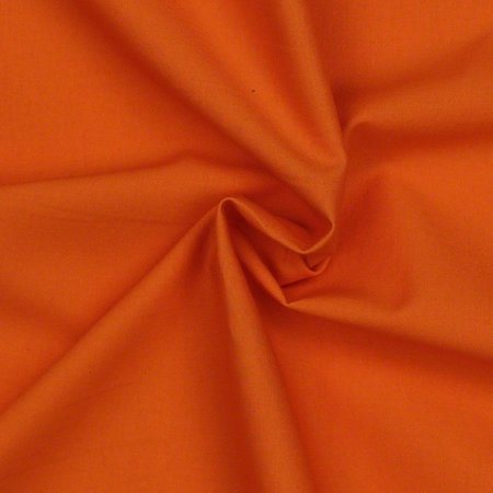 Orange, Moda Bella Solids Fabric