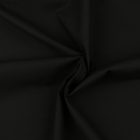 Black, Moda Bella Solids Fabric
