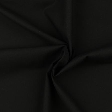 Black, Moda Bella Solids Fabric