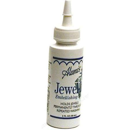 Jewel-it Fabric Glue (4oz), Aleene's #A27-2