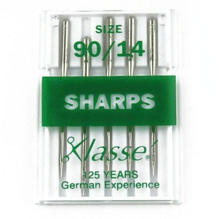 Sharps, Klasse (5pk), Size 90/14 #A6-13590