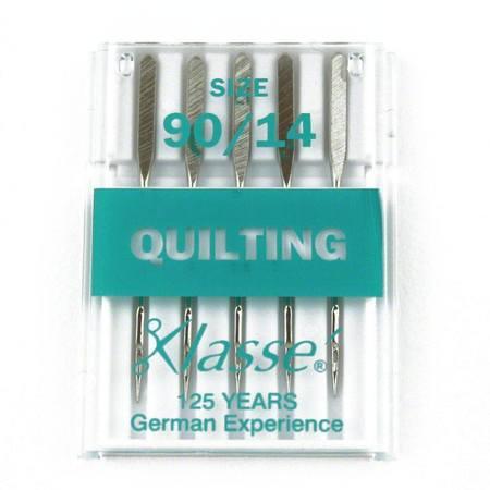 Quilting, Klasse (5pk), Size 90/14, #A6-14890