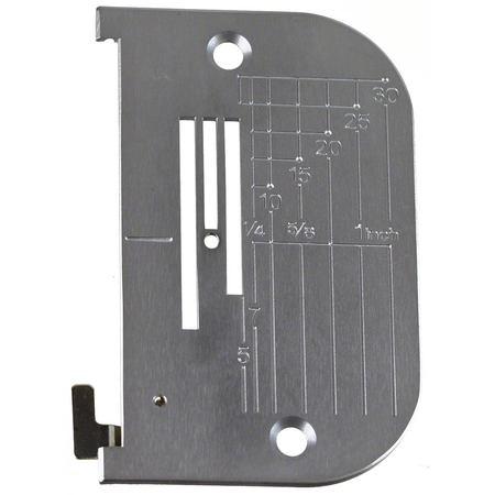 Needle Plate (Thick Fabric), Juki #A9839090BA0
