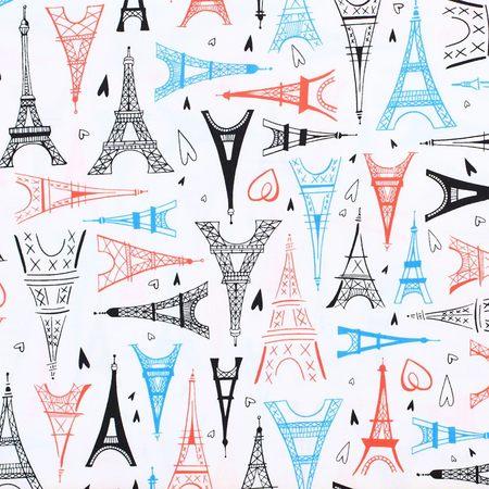 Robert Kaufman, Paris Adventure, Eiffel Tower