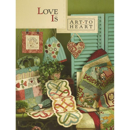 Love Is, Project Book, Art to Heart