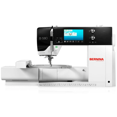 Bernina B 580 Sewing and Embroidery Machine with BSR Stitch Regulator (Demo)