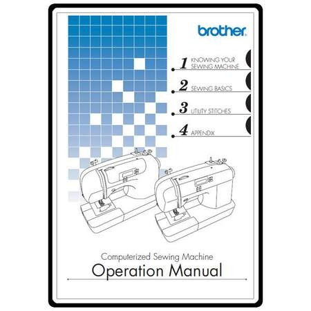 Service Manual, Brother BC1000