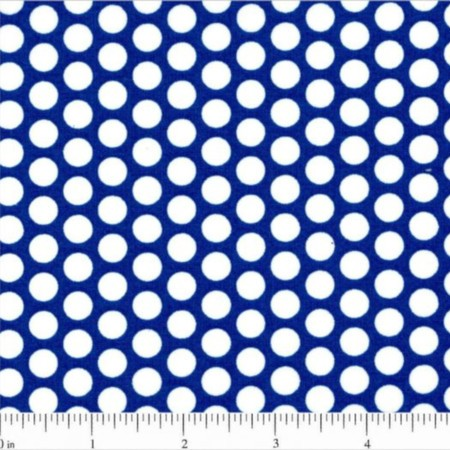 Lots of Dots Fabric - Blue