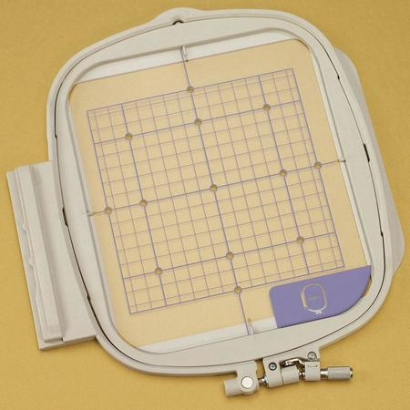 "Embroidery Hoop (6"" x 6""), Babylock, Brother #SA448"