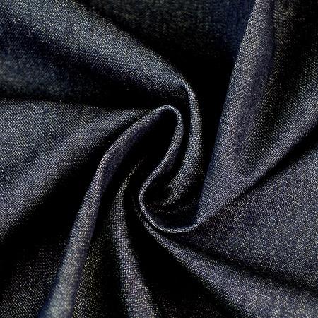 "68"" Dark Mid-Heavyweight Denim Fabric"