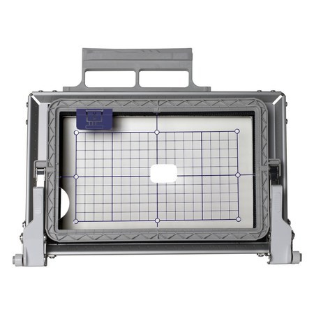Continous Border Hoop and Grid (4x7) #BLSO-BF