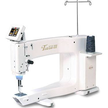 Babylock BLTR16-3 Tiara 3 Long Arm Quilting Machine