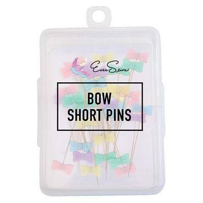 """100pk Bow Tie Pins (2.16""""), EverSewn"""