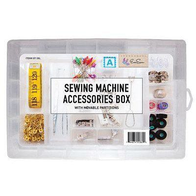 Sewing Machine Accessory Box EverSewn Sewing Parts Online Custom Sewing Machine Accessories Online