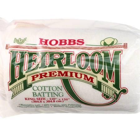 Hobbs Heirloom Premium 80/20 Batting