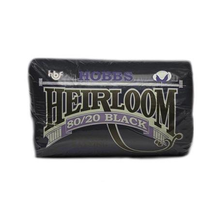Hobbs Heirloom Premium 80/20 Black Batting