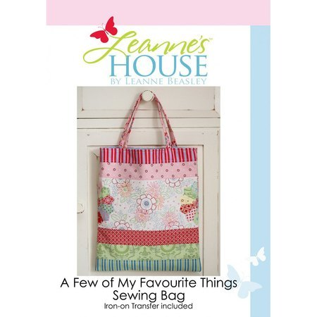 A Few of my Favorite Things Sewing Bag Pattern