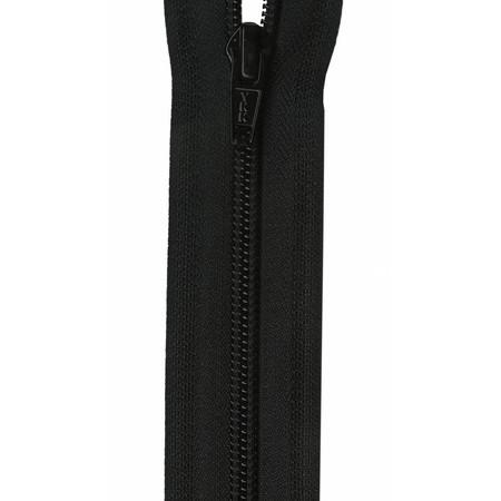 Sleeping Bag Zipper, YKK, Black 100in