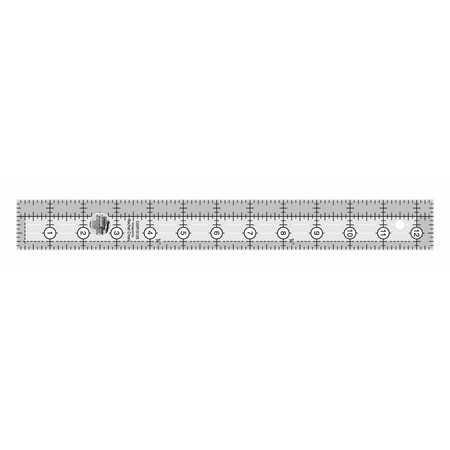 "Quilting Ruler 1-1/2"" x 12-1/2"", Creative Grids"