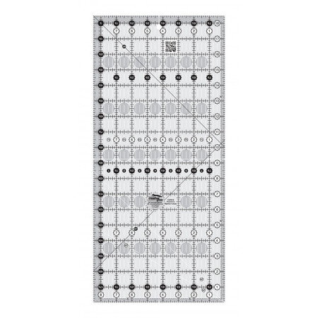 Quilt Ruler 8 1/2in x 18 1/2in, Creative Grids