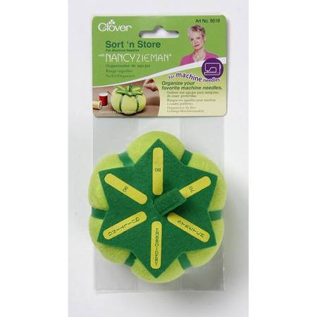 Sort 'n Store Pin Cushion, Clover #CL9519