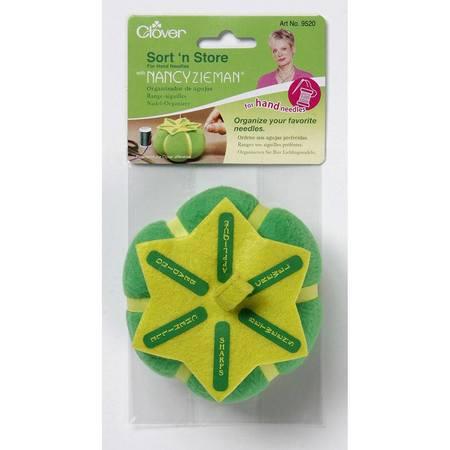 Sort 'n Store Pin Cushion, Clover #CL9520
