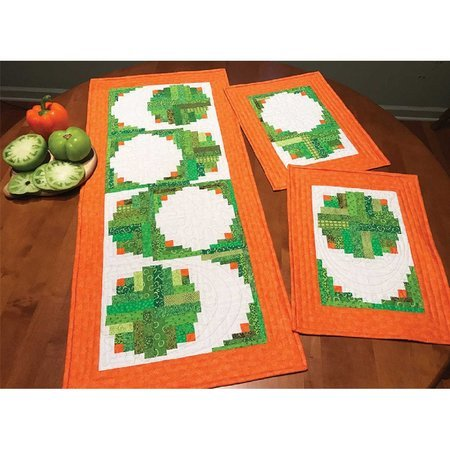 Fried Green Tomatoes Pattern, Cut Loose Press