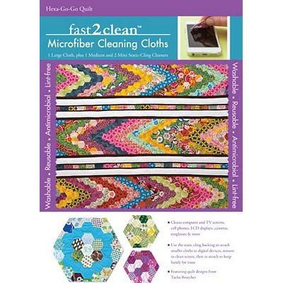 fast2clean Microfiber Cleaning Cloths
