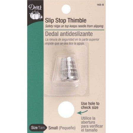 Slip-Stop Thimble, Small, Dritz