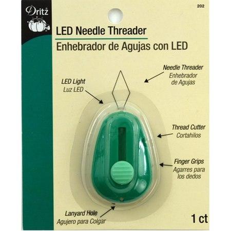 LED Needle Threader #D202