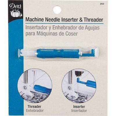 Needle Inserter & Threader, Dritz