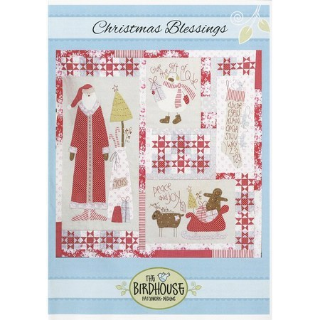 Christmas Blessings Quilt Pattern