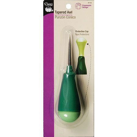 Ergonomic Tapered Awl, Dritz