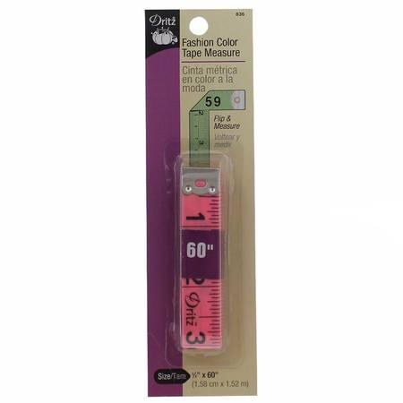 Fashion Color Tape Measure, Dritz