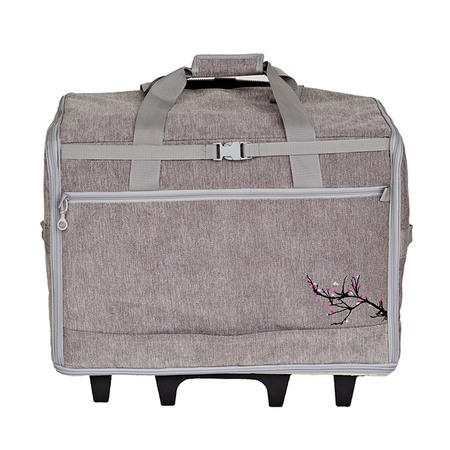 BlueFig Wheeled Travel Bag 23in. #DS23
