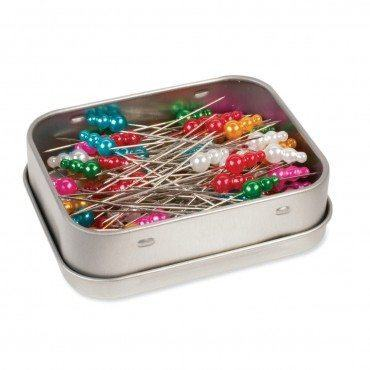 Dots of Fun Straight Pins (100CT)
