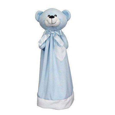 Blankey Buddy Bear, Blue
