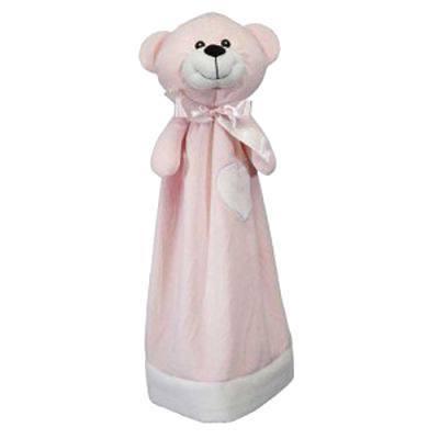 Blankey Buddy Bear, Pink
