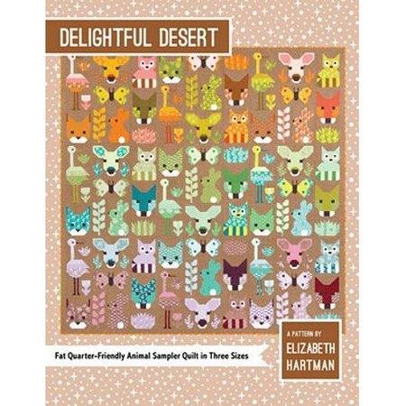 Delightful Desert Quilt Pattern