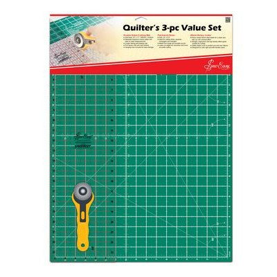 Large Quilting Starter Kit, Sew Easy