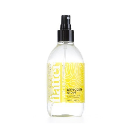 Flatter Smoothing Spray, Pineapple Grove (8.4oz), Soak