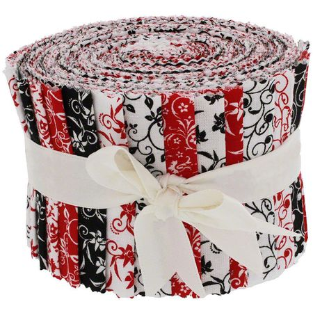 Classic Collection Fabric Roll - 20 Strips