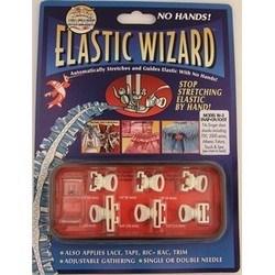 Elastic Foot Set, Slant Shank #FE-W3