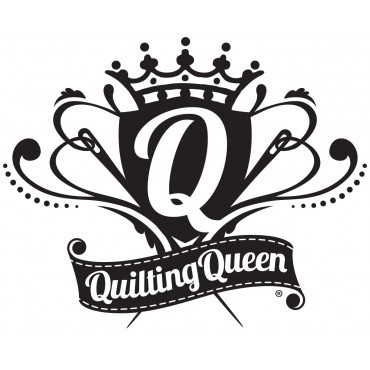 Quilting Queen, Vinyl Decal