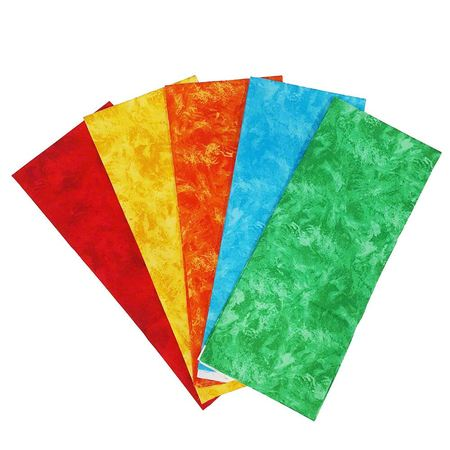 Illusions Fabric Bundle (5pk), Brights