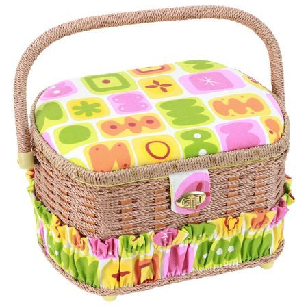 Lil' Sew & Sew, Beginner's Sewing Basket with Accessories
