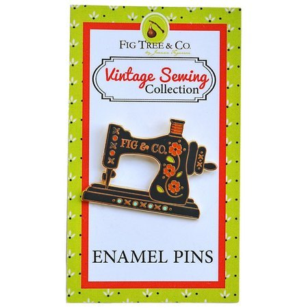 Vintage Sewing Machine Enamel Pin Sewing Parts Online Classy Parts Of Old Sewing Machine