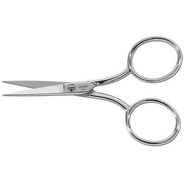 Large Handle Embroidery Scissors (4in), Gingher #GG-4014