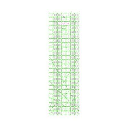 Good Measure, 7in x 24in Ruler